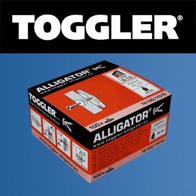 Toggler Hollewandplug 9-13mm TB-100 100 stuks