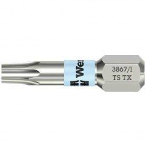 Wera bits 3867/1 RVS TS TX15