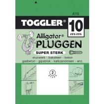 Toggler Alligator plug A10 2st.