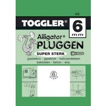 Toggler Alligator plug A6 6st.