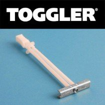 Toggler Hollewandanker M8 RVS 5 stuks