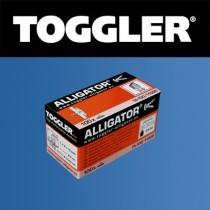 Toggler Hollewandplug 3-6mm TA-100 100 stuks
